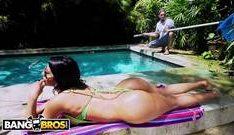 xhamter videos de sex com gostosa tomando sol