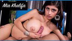 Mia Khalifa novinha fodendo gostoso no seu primeiro pornô